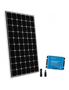 Kit Solare 300W 12/24V Base2 Pannello Europeo Fotovoltaico Regolatore 30A MPPT
