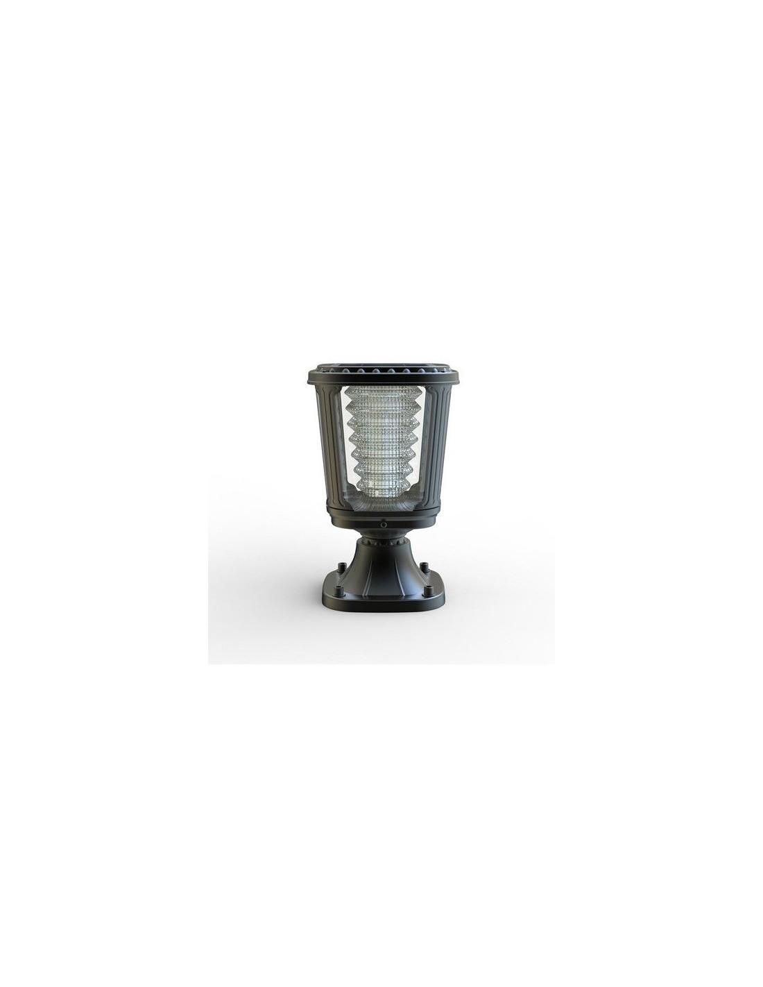 lampade con pannello solare design per la casa idee