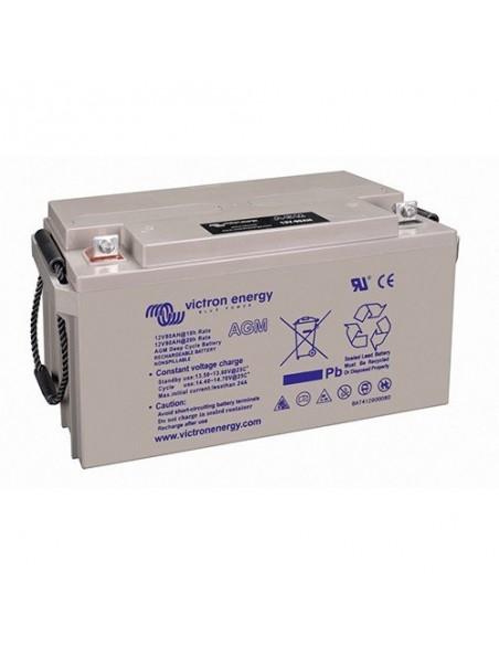 Kit Solare Illuminazione 80W 12V per Esterni con 1 x Faro LED 10W Fotovoltaico
