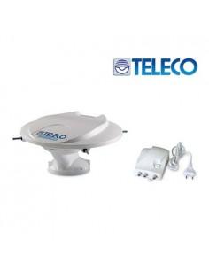 Antenna TV Teleco Wing 22 Omnidirezionale HD per tetto camper caravan barche