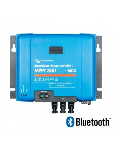 Smartsolar Contrôleur de Charge MPPT 250/85-TR 250Voc 85A Victron Energy