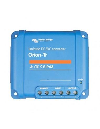 Convertitore/Regolatore Victron Orion TR - DC-DC IP43 da 10-15V a 12,2V