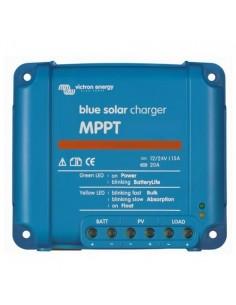Contrôleur de charge MPPT BlueSolar 75/15 75 Voc 15A Victron Energy