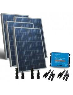 Kit Solare 600W 12/24V Base2 Pannello Fotovoltaico Regolatore di carica 45A MPPT