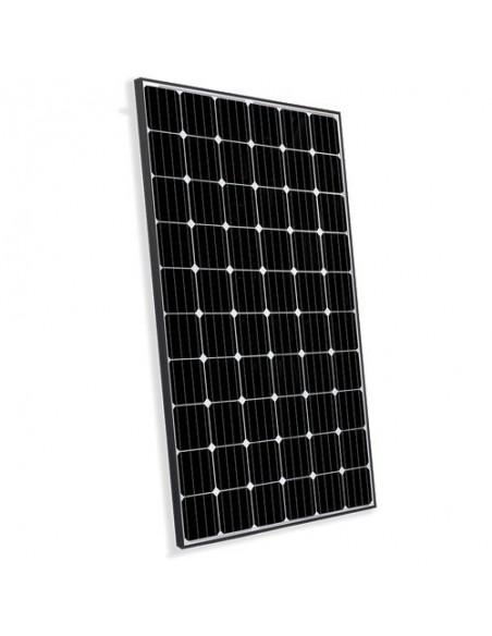 Kit solaire 250W base Panneau Photovoltaique + Regulateur de Charge 10A - PWM