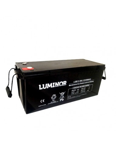 Batteria Luminor 200Ah